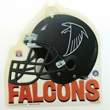 NFL Atlanta Falcons Suction Cup Window Sign, NEW