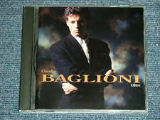 CLAUDIO BAGLIONI Japan 1990 PROMO Only NM CD OLTRE