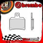 07004 PASTIGLIE FRENO POSTERIORE BREMBO MALAGUTI MADISON 3 2008- 125CC [ORGANIC]