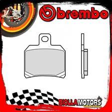 07004XS PASTIGLIE FRENO POSTERIORE BREMBO YAMAHA X MAX 2010- 125CC [XS - SCOOTER