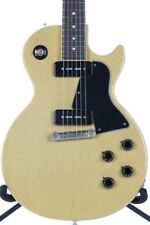 2006 Gibson Custom Shop Les Paul Special TV Yellow VOS