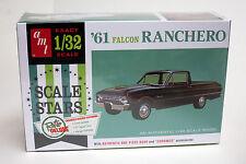 AMT 1/32 1961 Ford Ranchero Plastic Model Kit 984 AMT984  1/32 Scale