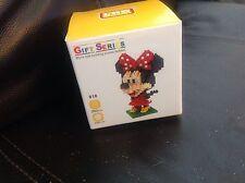 9414 MINI LOZ Diamond Blocks Assembly DIY Kids Toys iBLOCK FUN Puzzle Minnie NIP