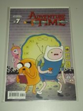 ADVENTURE TIME #7 KABOOM COMICS COVER A NM (9.4)