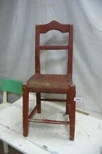 1089. Alter Biedermeier Stuhl Old wooden chair