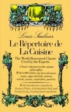 Le Repertoire de La Cuisine: The World Renowned Classic Used by the Experts (Har