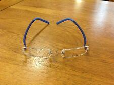Minima Children's Titanium Rimless Glasses Model 423-49 with case