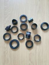 Various Telescope Adapters