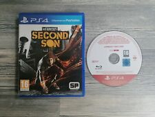 Infamous Second Son + First Light - Sony PlayStation 4 PS4