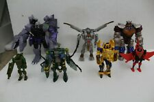Transformers Beast Wars lot Megatron Primal Terrorsaur Waspinator incomplete BW