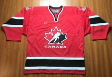 Nike Canada National Team Hockey Jersey Mens XL Red