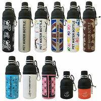 Long Paws Pet Dog Puppy Water Bottle Travel Lick N Flow Hydration Leak Resistant