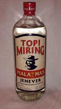 Vintage Topi Miring Piala Mas Jenever 1000ml
