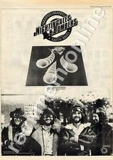 Manfred Mann's Earthband Nightingales & Bombers ILPS 9337 MM5 LP Advert 1975