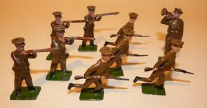 Johillco British WWI Infantry in Action