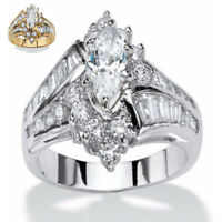 Women rings stainless steel rings engagement for Lady's AAA ring ring wedding