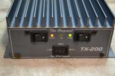 Vintage Palomar TX-200 Ham Radio Linear Amplifier