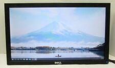 """Dell P2011Ht 20"""" Widescreen LED Monitor 1600x900 VGA DVI No Stand"""