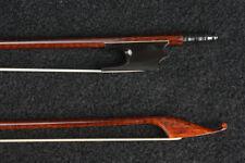 Louis XIV Barockbogen für Geige Violine Baroque Violin Bow Snakewood 71CM 55-58g
