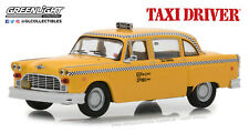 GreenLight 1/43 Taxi Driver (1976) - Travis Bickle s 1975 Checker Taxicab 86532