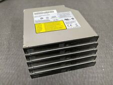 ** Lot of 5 Slimline DVD-RW Optical Drives SATA Lite-On DS-8A3S01C DS-8A3S Slim