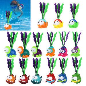 Sicherheit Nettes 16cm Tauchbecken Spielzeug Algen leuchtendes Schwimmspiel
