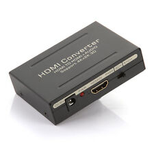 HDM I to HDMI + Optical SPDIF +RCA L / R Audio 2CH DTS 5.1CH Extractor Converter