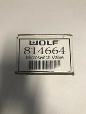 Wolf Bbq Microswitch Valves Lot of 5