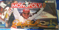 Nascar Dale Earnhardt Sr Monopoly Game Collector's Edition - FACTORY SEALED