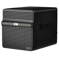 Synology DiskStation DS418j 4-Bay Bureau NAS Boîtier