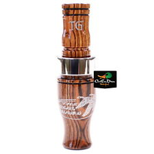 TIM GROUNDS REAL THANG SHORT REED CANADA GOOSE CALL BOCOTE WOOD