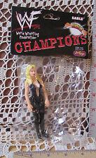 WWF World Wrestling Fed  CHAMPIONS 1999 SABLE BEND-EMS Figure Sealed Just-Toys