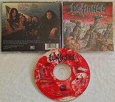 Defiance - Void Terra Firma CD ORG R/C annihilator heathen entrophy vio-lence