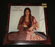 CRYSTAL GAYLE LP ~ CRYSTAL ~ 1970s COUNTRY ON AXIS