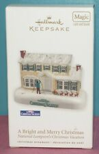 New Listing2010 Hallmark Ornament A Bright and Merry Christmas Lampoon's Christmas Vacation