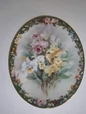 Sammelteller - Wandteller - Lena Liu´s Floral Cameos - Exquisite