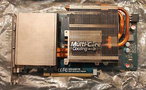Gigabyte Nvidia 9600gt 1GB Fanless Cooling Graphics Card GV-NX96T1GHP (rev. 3.0)