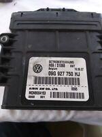 2008 Volkswagen Passat 2.0L TCM TCU Transmission Control Module   09G 927 750 HJ