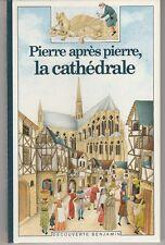 Pierre après pierre la cathédrale , Brigitte Gandiol-Coppin Découverte Benjamin