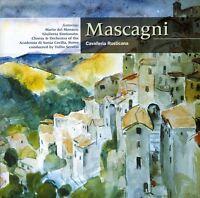 ietro Mascagni - Mascagni Cavalleria Rusticana [CD]