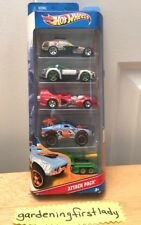 Hot Wheels Attack Pack 5 Cars 2010 Mattel Sealed New in Package