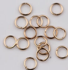 7 Sizes 4 Colours lady-muck1 200 x Superior Quality Metal Jump Rings