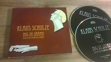 CD Rock Klaus Schulze - Big In Japan : Live Tokyo 2 CD (5 Song) Promo MIG MUSIC