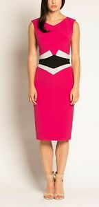 Brand new with the tags designer dress size 10 pink colour