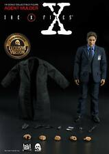 THREEZERO 3Z0024 THE X-FILES AGENT FOX MULDER EXCLUSIVE 1/6 PRE-ORDER PO