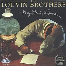 My Baby's Gone by The Louvin Brothers (CD, Oct-2003, Gusto Records)