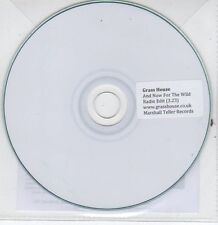 (EG40) Grass House, And Now For The Wild - 2013 DJ CD
