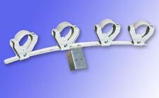 Universal Multifeedhalter 4 fach Multifeedhalterung Feedhalter LNB SAT Halter