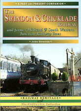 The Swindon and Cricklade Railway (British Railways Past & Present), Stretton, J