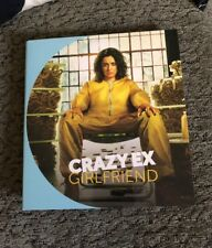 CRAZY EX GIRLFRIEND CBS Emmy FYC DVD 2018